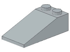 %30363 スロープ18度[新灰]4x2(斜面:粒大)