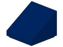 %54200 スロープ33度[紺]1x1x2/3