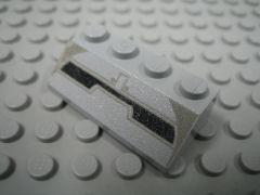 %3037 スロープ45度[旧灰]2x4(#7151、斜面:粒大)
