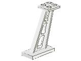 %4476 支柱[白]2x4x5(傾斜あり)