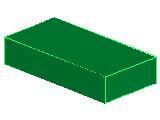 %3069b タイル[緑]1x2