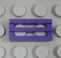 %2412b タイル[青紫]1x2グリル