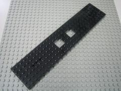%92339 ワゴン・プレート[黒]6x28