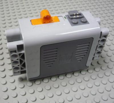 バッテリー・ボックス(パワーファンクション)