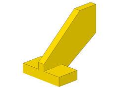 尾翼[黄]2x3x2