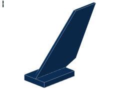 %6239 尾翼[紺](タイル2x3)