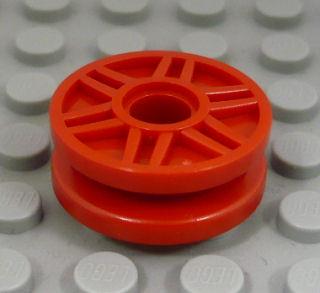 %56902 車輪[赤](直径18mm、スポーク、ペグ穴)