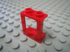 %60032 窓枠[赤]1x2x2(新タイプ)