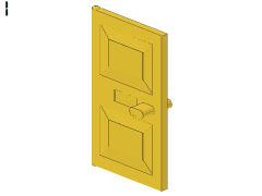 %4131 ドア[黄]1x4x5