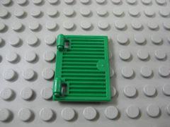%60800 シャッター[緑]1x2 2/3x3(取っ手無し)