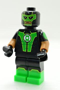 F5411 Green Lantern(アクセサリ、台座付属しません)