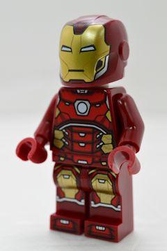 F5569 Iron Man(#76170)