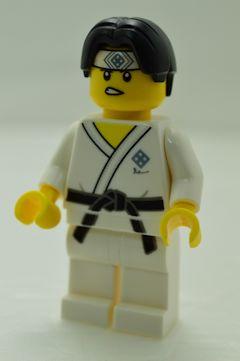 F5600 Martial Arts Boy(アクセサリ、台座付属しません)