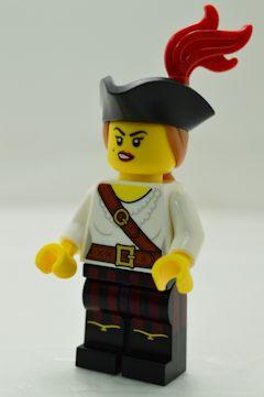 F5595 Pirate Girl(アクセサリ、台座付属しません)