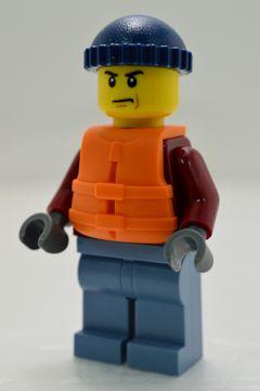 F5627 海洋探検家(ニット帽[紺]、#60266)