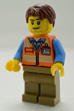 F5649 空港職員(管制官、#60262)