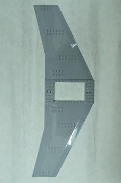 %93541 ウィング[新灰]20x56(穴開き)