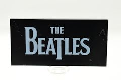 %87079 タイル[黒]2x4(THE BEATLES)