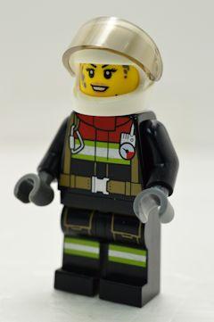 F5914 消防士(女性、#60292)