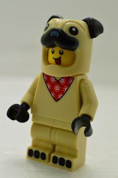 F6010 Pug Costume Guy(アクセサリ、台座付属しません)