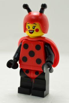 F6009 Ladybug Girl(アクセサリ、台座付属しません)
