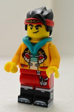 F6070 Monkie Kid(#80018)