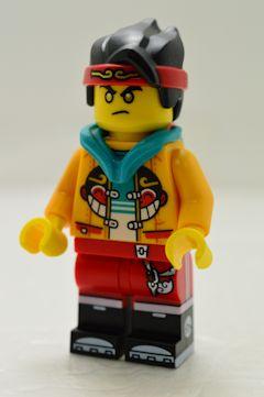 F6089 Monkie Kid(#80022)