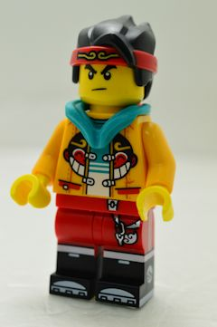 F6096 Monkie Kid(#80021)