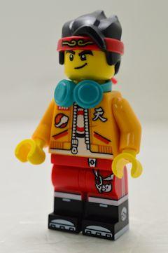 F6093 Monkie Kid(#80019)