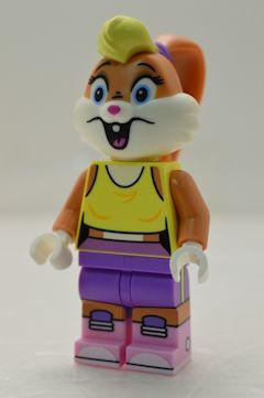 F6118 Lola Bunny(ミニフィグのみ)