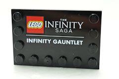 %6180 タイル[黒]4x6(端にポッチ、INFINITY GAUNTLET)