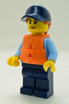 F6217 Police Officer(女性)