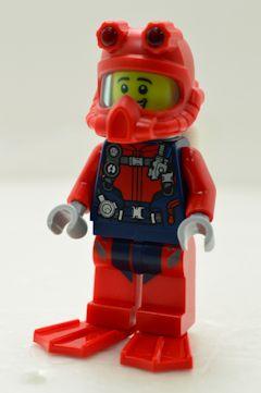 F6215 Scuba Diver(男性)