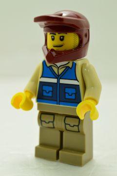 F6223 Wildlife レスキュー隊員(#60301)
