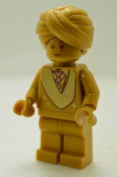 F6220 Professor Quirinus(背中に 20 YEARS LEGO Harry Potter、#76395)