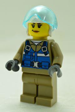 F6249 Wildlife レスキューパイロット(女性、#60302)