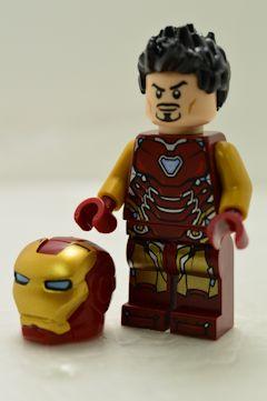 F6267 Iron Man(ヘルメット付、#76192)
