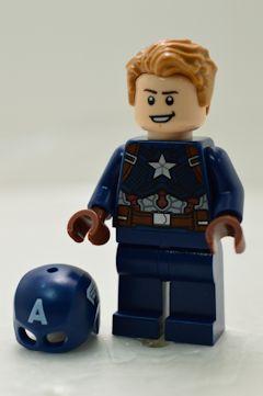 F6266 Captain America(ヘルメット付、#76192)