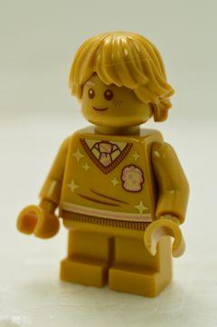"F6282 Ron Weasley(背中に""20 YEARS LEGO Harry Potter""、#76388)"