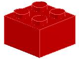 %3003 ブロック[赤]2x2