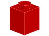 %3005 ブロック[赤]1x1