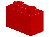 %3004 ブロック[赤]1x2