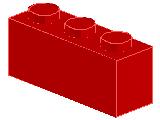 %3622 ブロック[赤]1x3