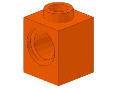 %6541 ビーム[オレンジ]1x1