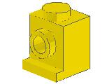 %4070 ブロック[黄]1x1(ヘッドライト)