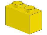 %3004 ブロック[黄]1x2