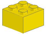 %3003 ブロック[黄]2x2