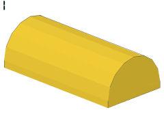 %6192 ブロック[黄]2x4(カマボコ)