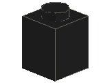 %3005 ブロック[黒]1x1