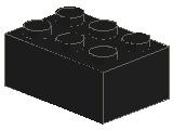%3002 ブロック[黒]2x3
